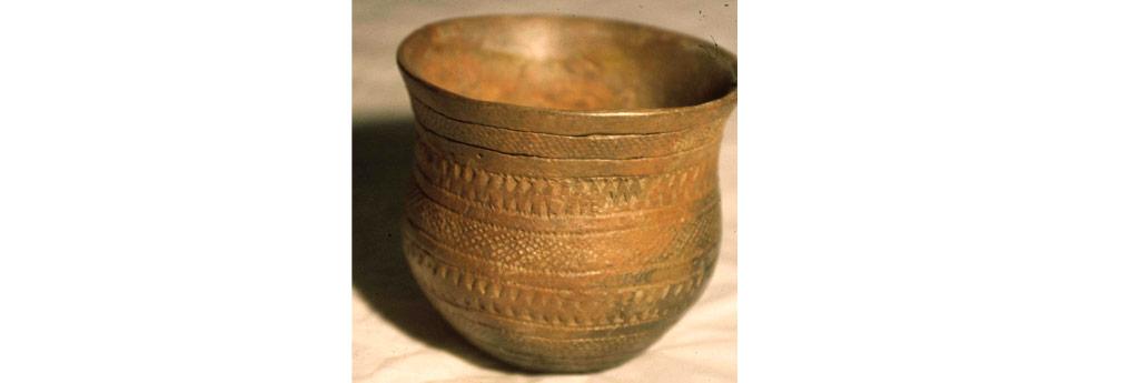 Steinzeit Glockenbecher